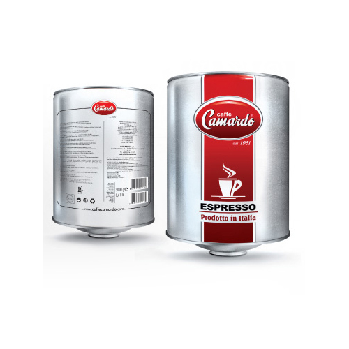 Hạt cafe Espresso Caraibico Hi tech 3kg (can)